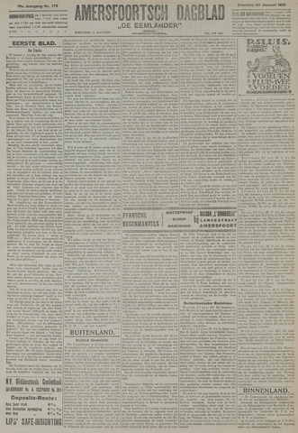 Amersfoortsch Dagblad / De Eemlander 1921-01-22