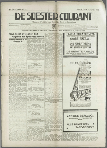 Soester Courant 1934-01-19