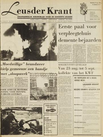 Leusder Krant 1971-08-19