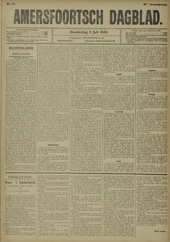 Amersfoortsch Dagblad 1909-07-08
