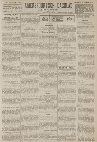 Amersfoortsch Dagblad / De Eemlander 1927-02-24