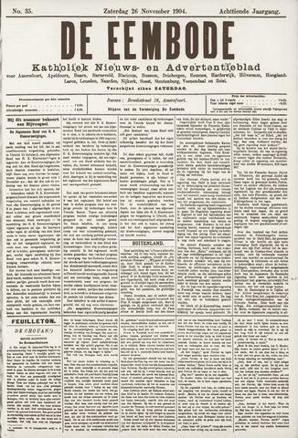 De Eembode 1904-11-26