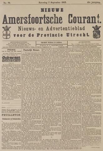 Nieuwe Amersfoortsche Courant 1912-09-07
