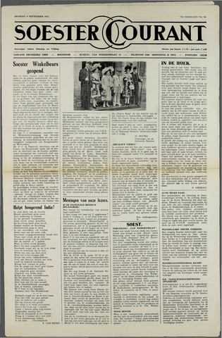 Soester Courant 1951-09-04