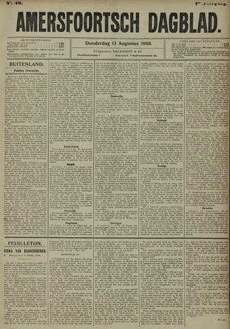 Amersfoortsch Dagblad 1908-08-13