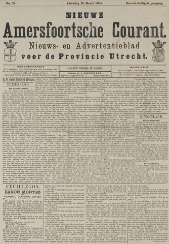 Nieuwe Amersfoortsche Courant 1904-03-26