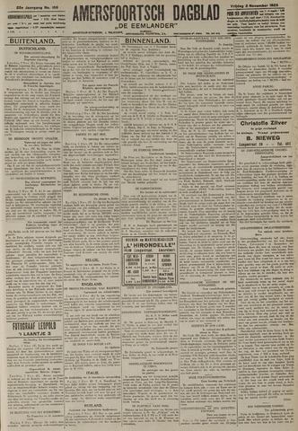 Amersfoortsch Dagblad / De Eemlander 1923-11-02
