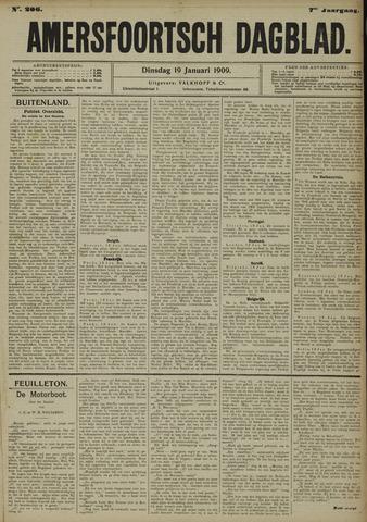 Amersfoortsch Dagblad 1909-01-19