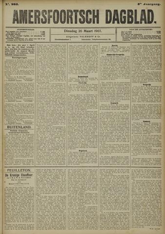 Amersfoortsch Dagblad 1907-03-26