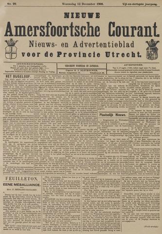 Nieuwe Amersfoortsche Courant 1906-12-12