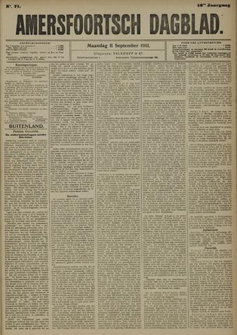 Amersfoortsch Dagblad 1911-09-11