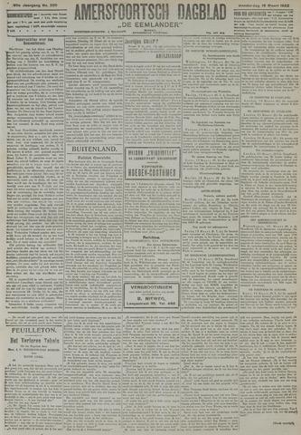 Amersfoortsch Dagblad / De Eemlander 1922-03-16