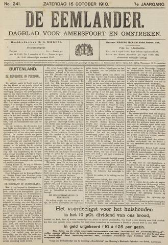 De Eemlander 1910-10-15