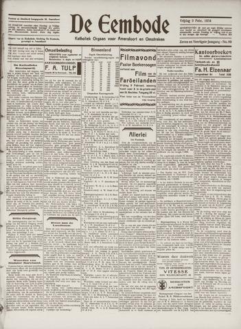 De Eembode 1934-02-09