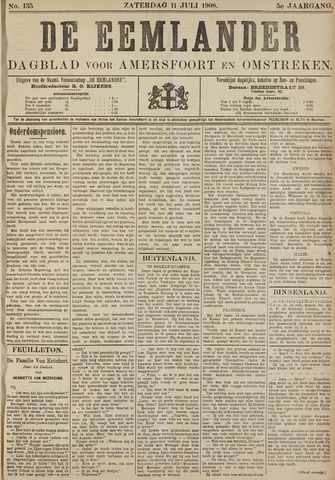 De Eemlander 1908-07-11
