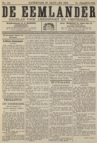 De Eemlander 1910-01-29