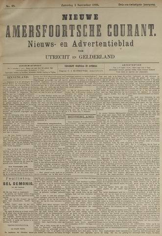 Nieuwe Amersfoortsche Courant 1894-11-03
