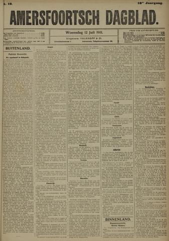 Amersfoortsch Dagblad 1911-07-12