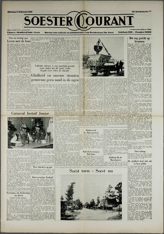 Soester Courant 1966-02-15