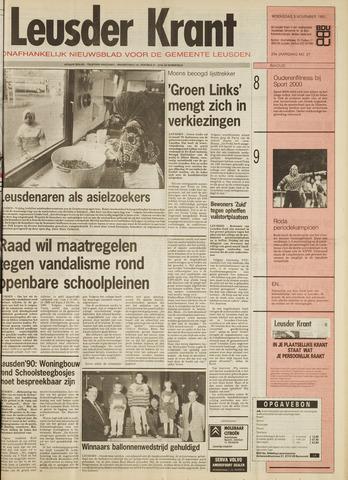 Leusder Krant 1993-11-03
