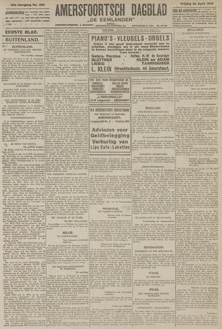 Amersfoortsch Dagblad / De Eemlander 1925-04-24
