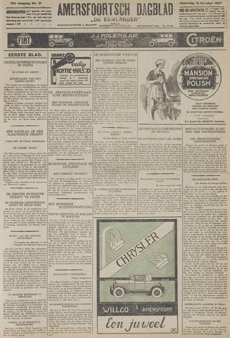 Amersfoortsch Dagblad / De Eemlander 1927-10-15