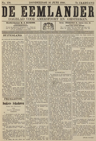 De Eemlander 1910-06-16