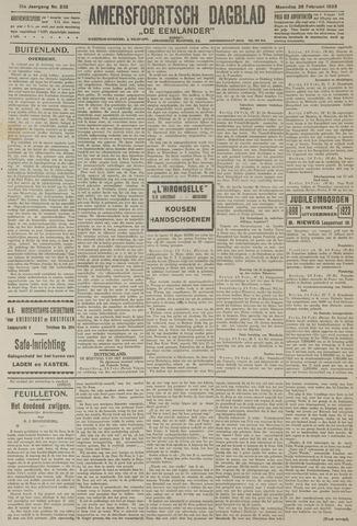 Amersfoortsch Dagblad / De Eemlander 1923-02-26