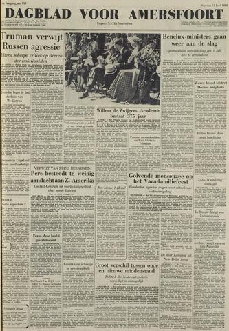 Dagblad voor Amersfoort 1950-06-12