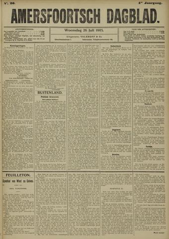 Amersfoortsch Dagblad 1905-07-26