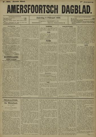 Amersfoortsch Dagblad 1909-02-06