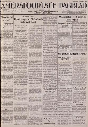 Amersfoortsch Dagblad / De Eemlander 1941-11-28