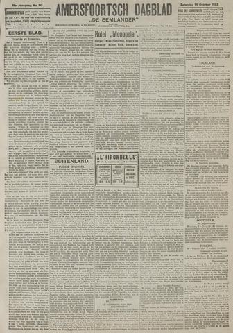 Amersfoortsch Dagblad / De Eemlander 1922-10-14
