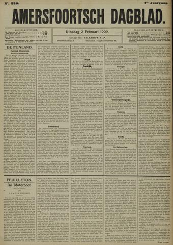 Amersfoortsch Dagblad 1909-02-02