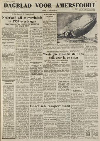 Dagblad voor Amersfoort 1949-01-15