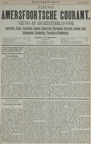 Nieuwe Amersfoortsche Courant 1880-04-10