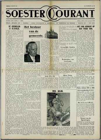 Soester Courant 1962-03-09
