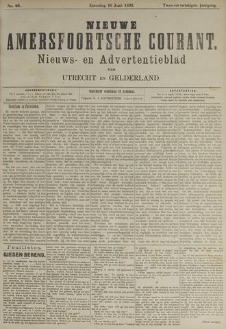 Nieuwe Amersfoortsche Courant 1893-06-10