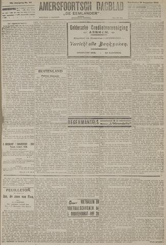 Amersfoortsch Dagblad / De Eemlander 1920-08-19