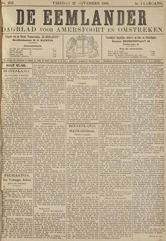 De Eemlander 1908-11-27