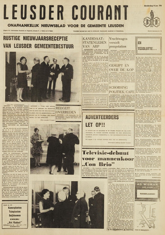 Leusder Krant 1970-01-08
