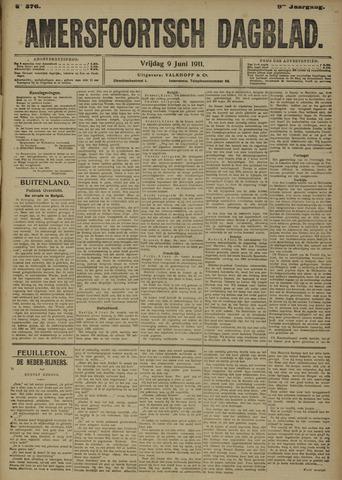 Amersfoortsch Dagblad 1911-06-09