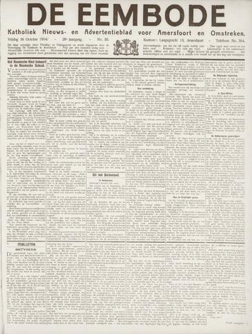 De Eembode 1914-10-16