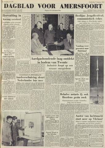 Dagblad voor Amersfoort 1951-08-09