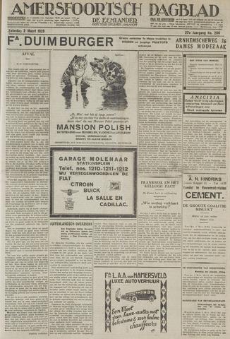 Amersfoortsch Dagblad / De Eemlander 1929-03-02