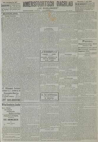 Amersfoortsch Dagblad / De Eemlander 1922-06-07