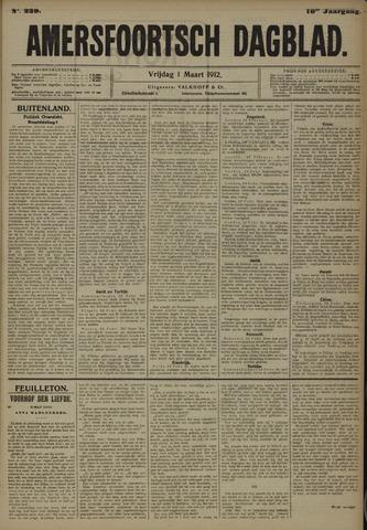 Amersfoortsch Dagblad 1912-03-01