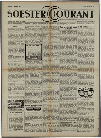 Soester Courant 1955-10-07