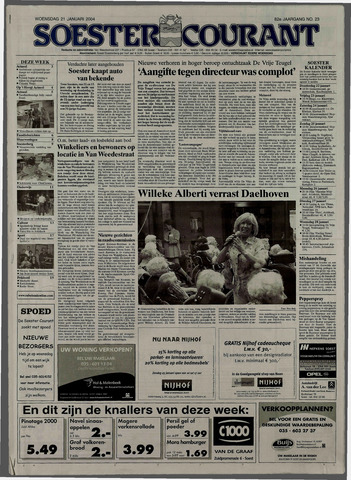 Soester Courant 2004-01-21