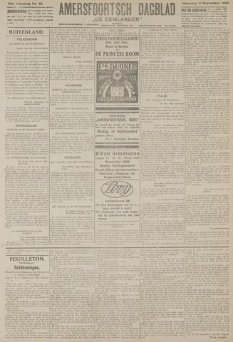 Amersfoortsch Dagblad / De Eemlander 1926-09-13